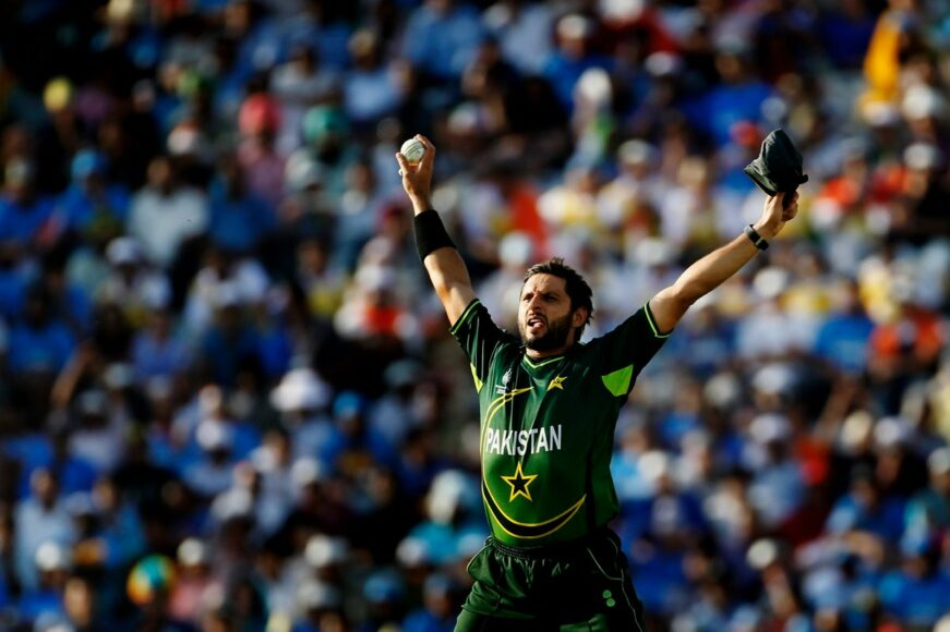 Pakistani legend Shahid Afridi reveals his real age and it will shock you