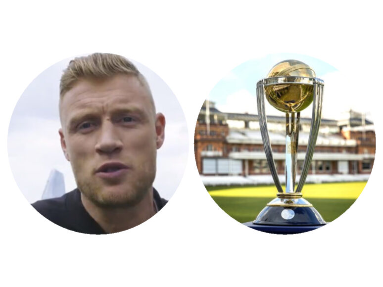 Andrew Flintoff predicts the winner and finalist of World Cup