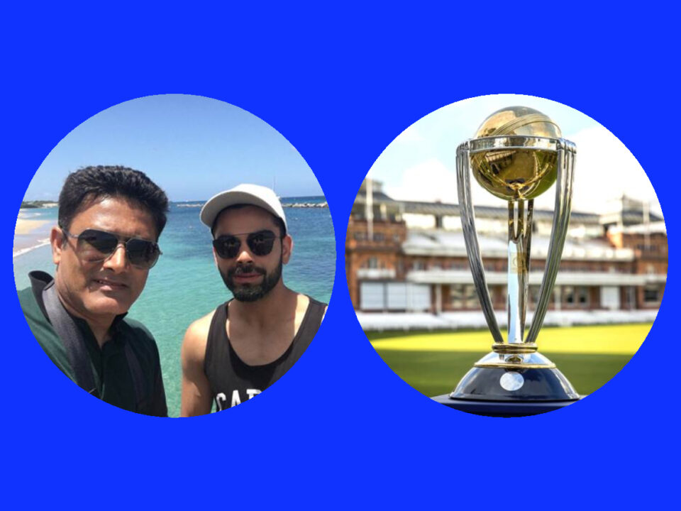 Anil Kumble predicts the four semi-finalists of 2019 World Cup