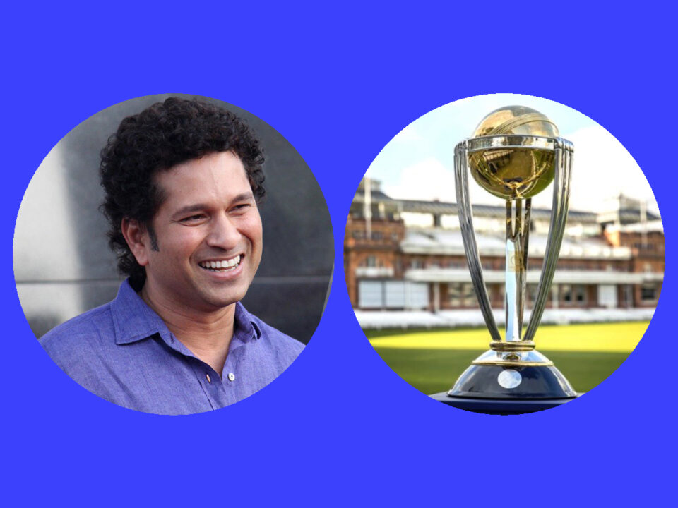 Sachin Tendulkar predicts the semi-finalists of 2019 World Cup