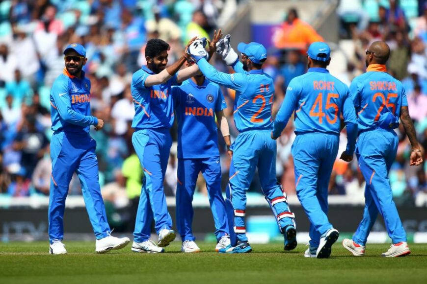 India dethrone England to become number one in ODI rankings