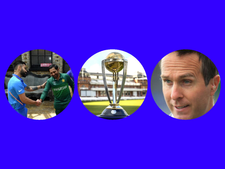 Michael Vaughan predicts the winner of India vs Pakistan clash in World Cup