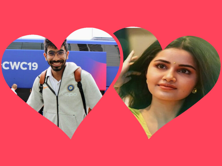 Anupama Parameswaran reacts to the rumours of dating Jasprit Bumrah