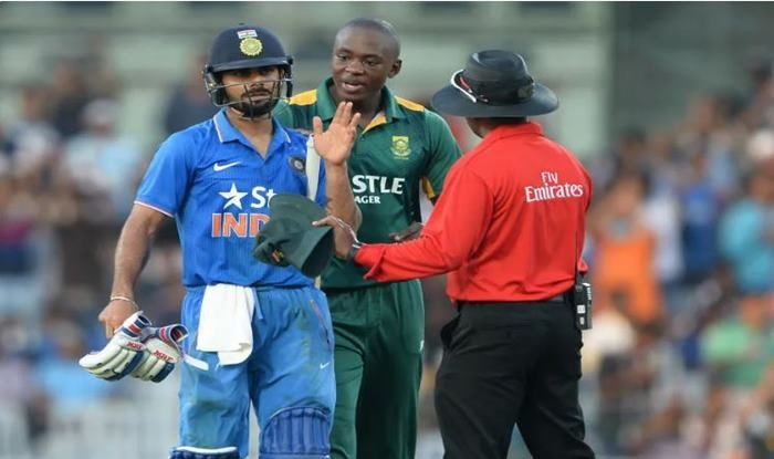 "Kagiso Rabada plays mind games before world cup against India, call Virat Kohli ""immature"""