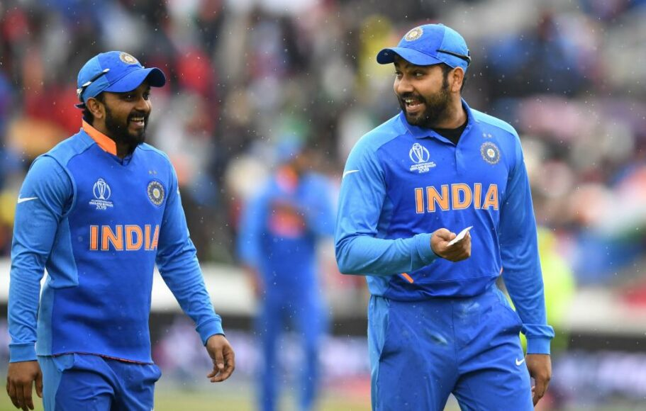 In video: Rohit Sharma says he will give tips to Pakistani batsman if he is made the batting coach