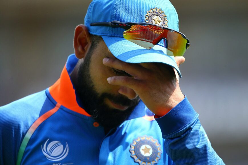 World Cup 2019: Big injury scare for India, Virat Kohli hurts his thumb in the nets