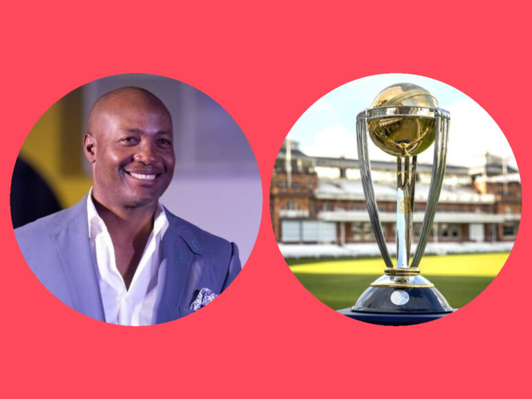 Brian Lara feels England may not win the World Cup, backs this team to lift the trophy