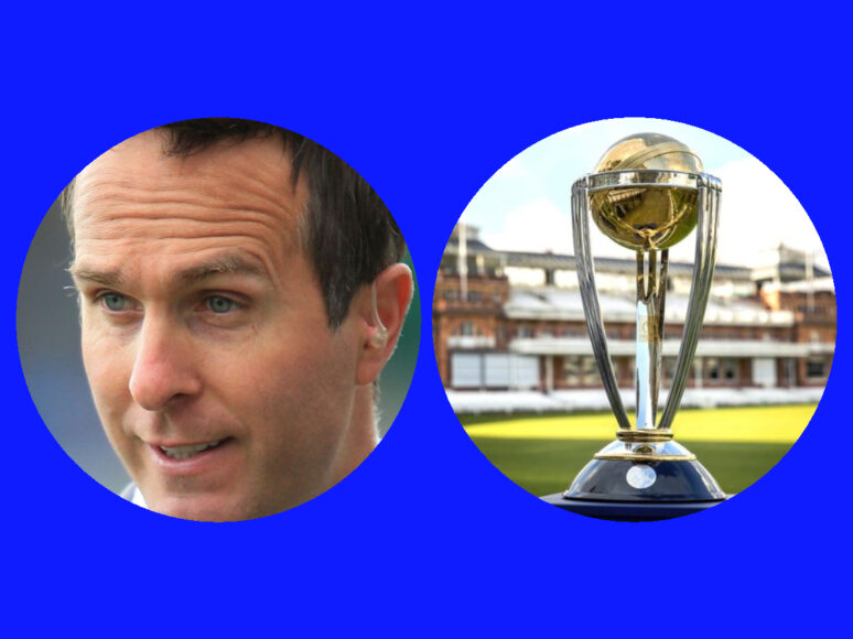 World Cup 2019: Michael Vaughan predicts the winner, semi-finalists and man of the tournament