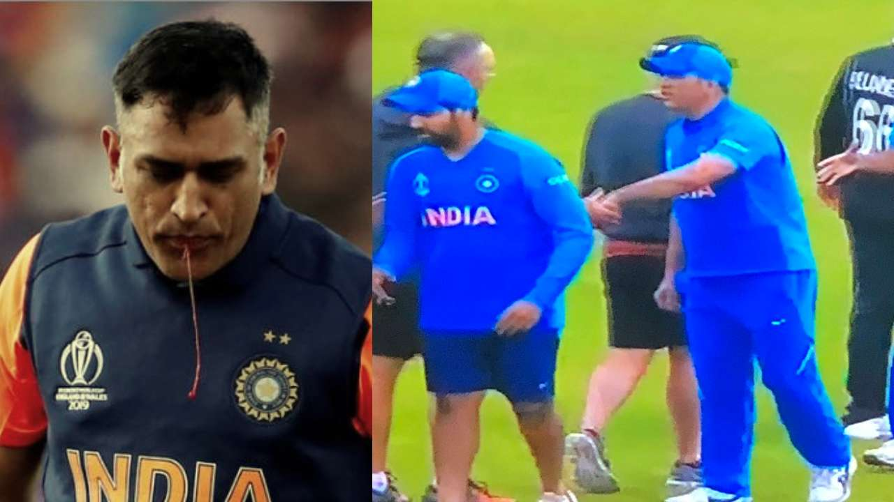 In Pics: You'll be emotional after seeing the dedication level of MS Dhoni