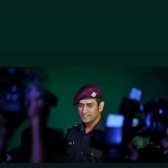 In pics: MS Dhoni begins his training with Indian army and will be posted in Kashmir