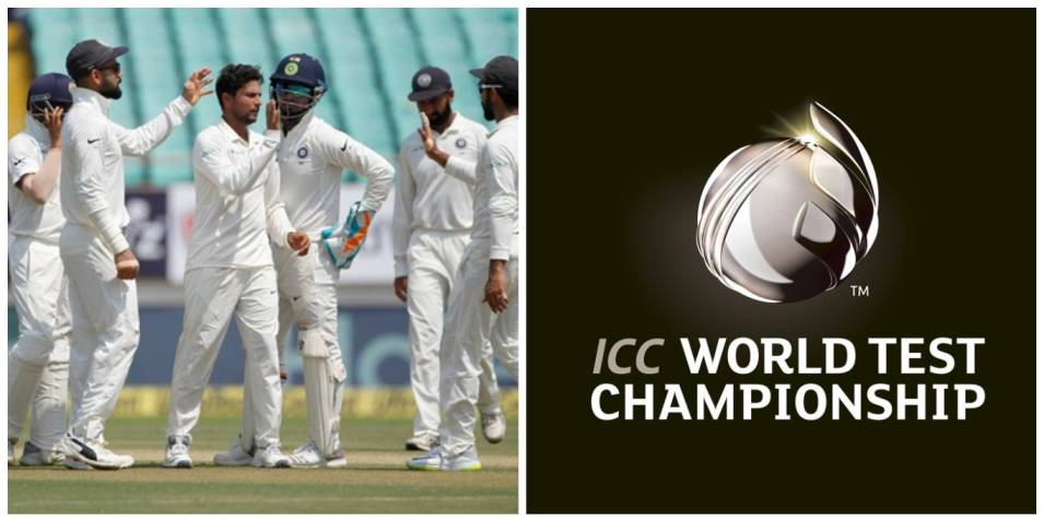 India's full schedule for the ICC Test Championship 2019-2021