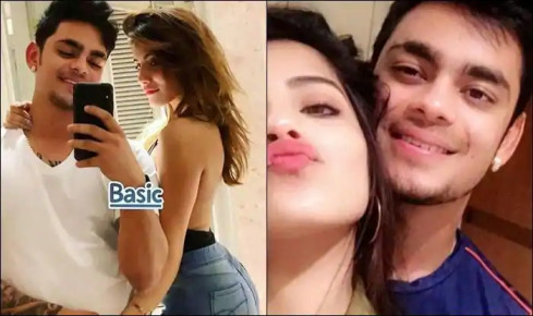 Ishan Kishan's pictures with girlfriend Aditi Hundia goes viral | See pics