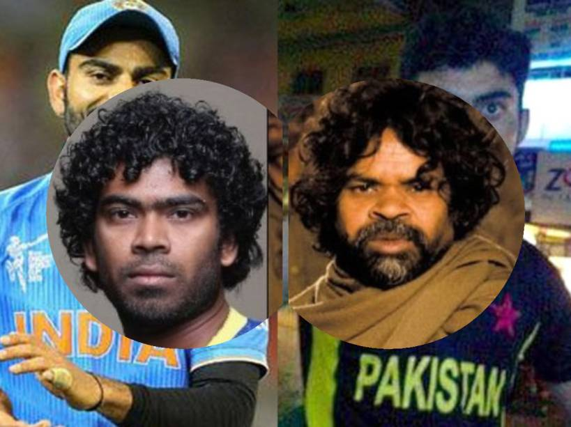 Top 12 cricketers and their lookalike / Similar faces like cricketers