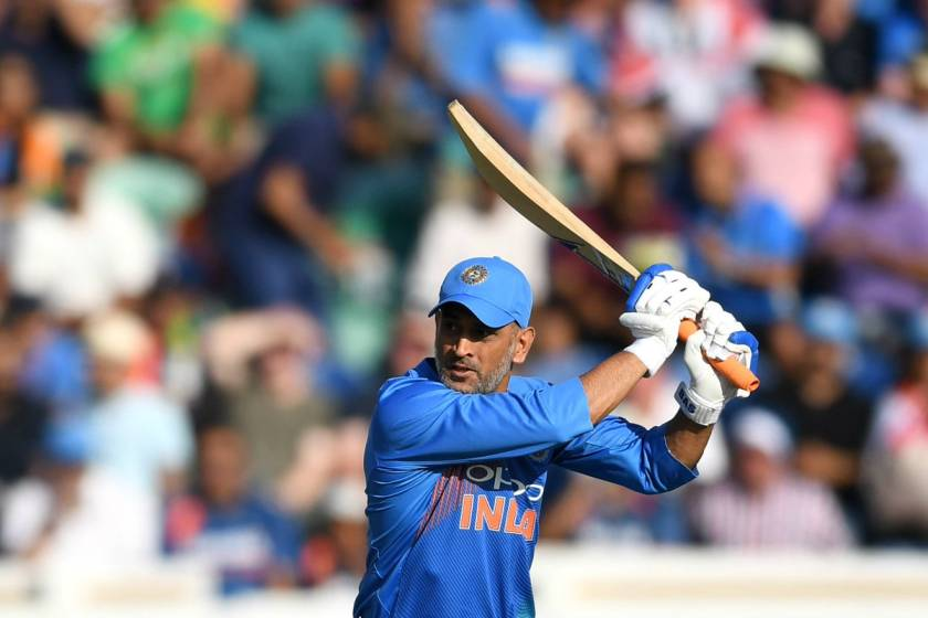 Viral video: MS Dhoni explains the importance of marriage