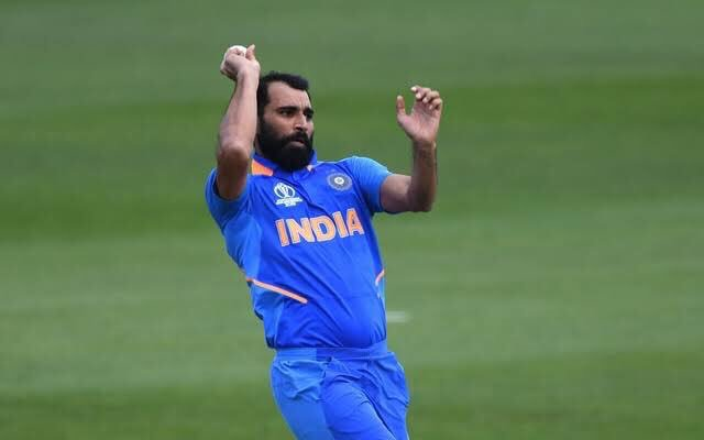 Mohammed Shami lands in another controversy after sending a message to unknown lady