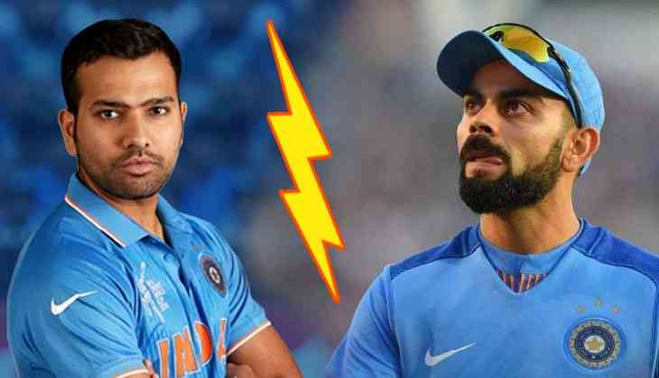 BCCI reveals the truth behind the fight between Virat Kohli and Rohit Sharma