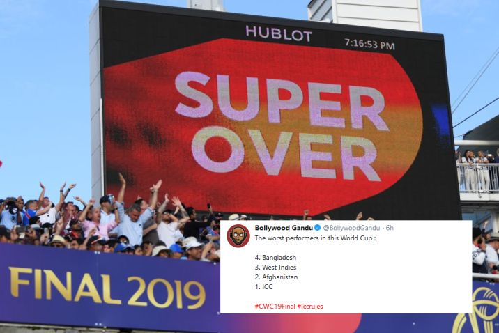Don't miss out these funny jokes as fans troll ICC for controversial rules