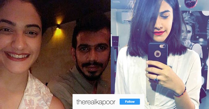Yuzvendra Chahal is dating this hot Kannada actress, watch photos