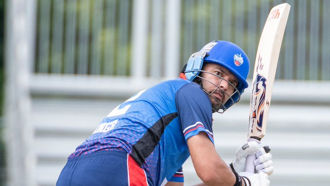 In video: Yuvraj Singh is back in form with a fiery innings at Global T20 Canada