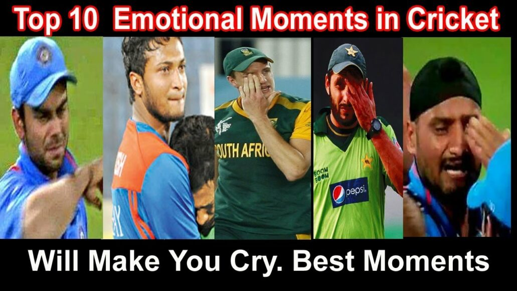 In Video: Top 7 heartbreaking moments when cricketers cried on the field