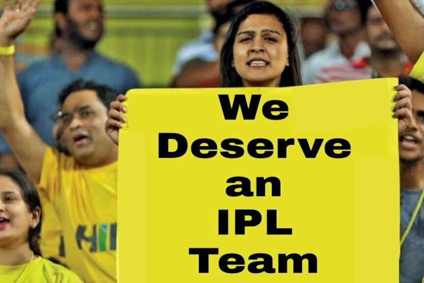 List of 5 cities that should get their own IPL team in 2020