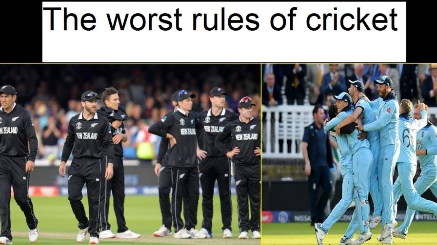 List of 6 worst rules of cricket that ICC needs to change