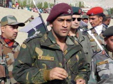 Will MS Dhoni go for Army training instead of West Indies tour, know about his plans