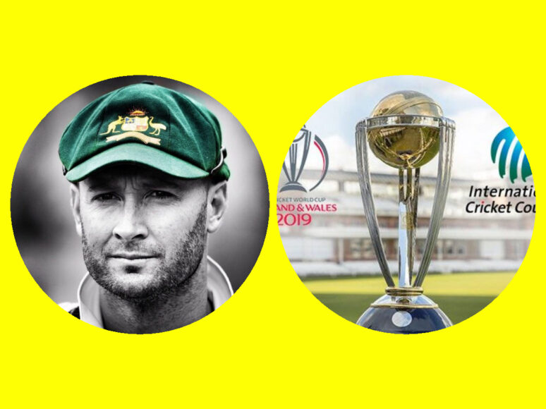 Michael Clarke predicts the winner of the World Cup and its not Australia