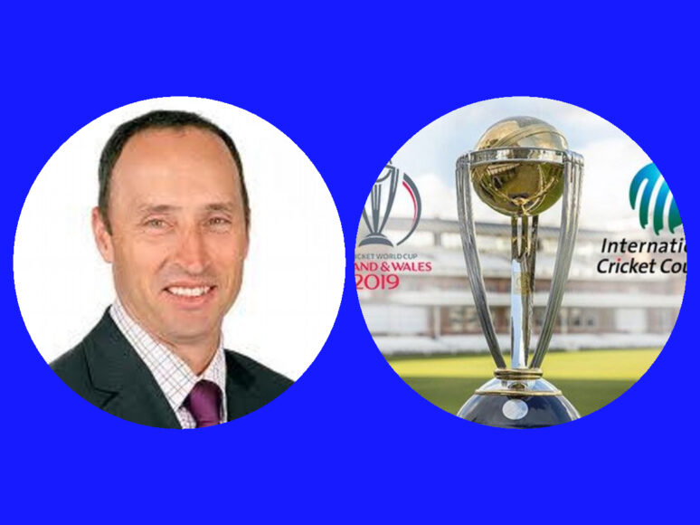 Nasser Hussain predicts the finalists and the winner of 2019 World Cup