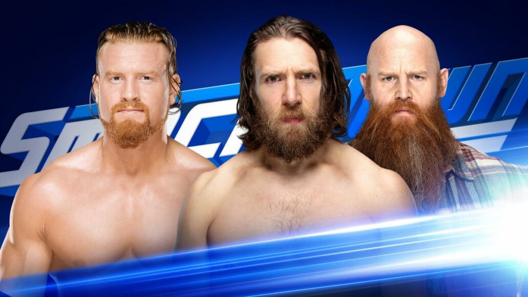 Big match confirmed for upcoming SmackDown Live