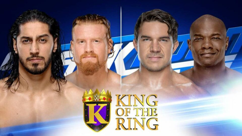 WWE SmackDown Live 27 August 2019(28 August in India)