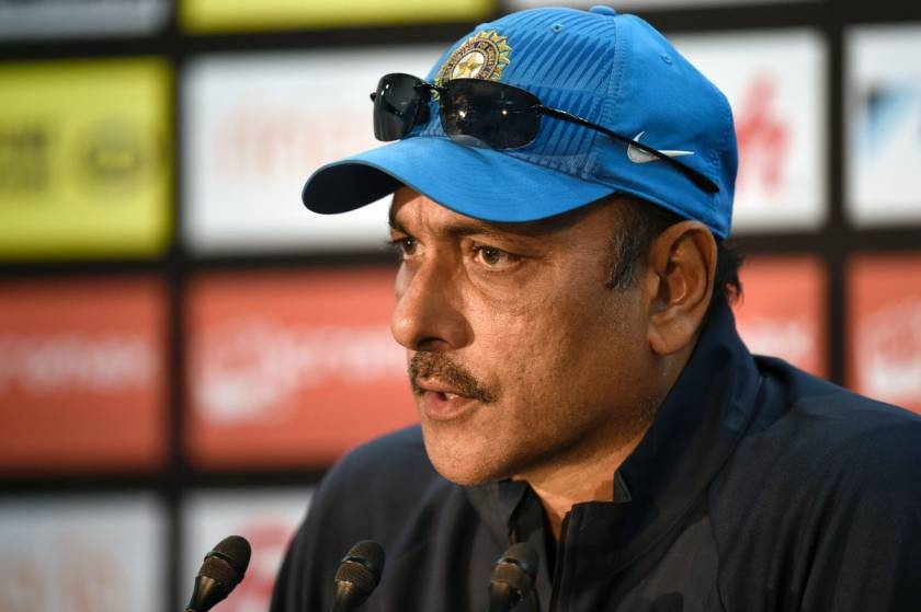 Ravi Shastri confirms the new number four for India in ODIs
