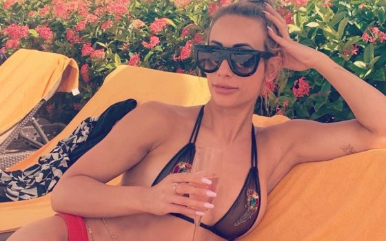 WWE News: Carmella and Corey Graves are enjoying a vacation in Jamaica