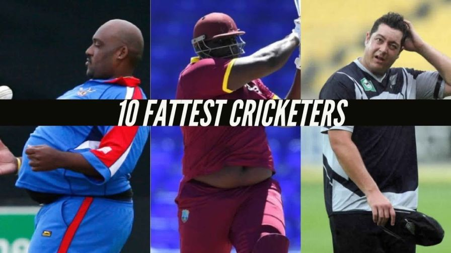 10 most fattest and heaviest cricketers in history- Digitalsporty