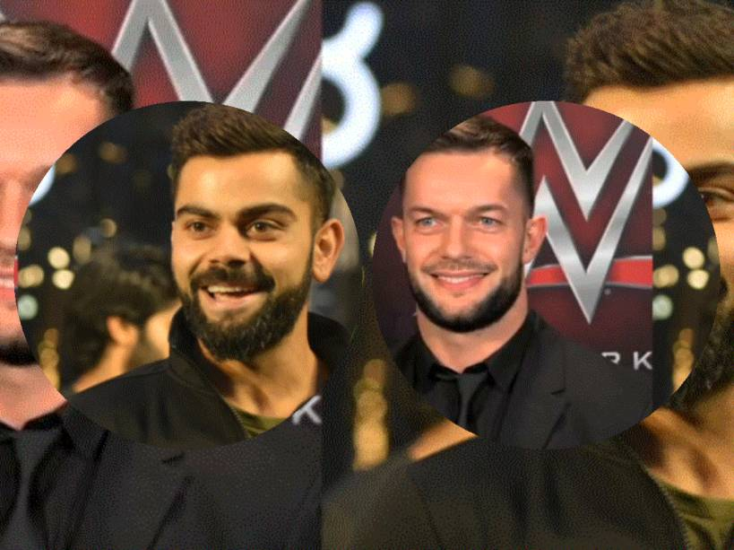 List of 10 cricketers who look like top WWE superstars