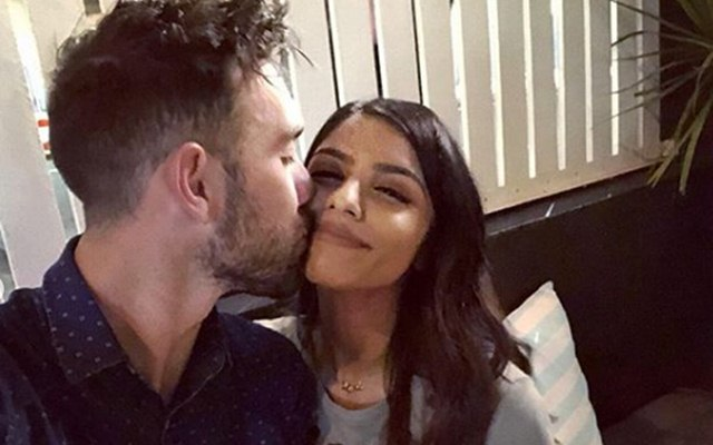 Glenn Maxwell goes to date with Indian girlfriend, watch picture