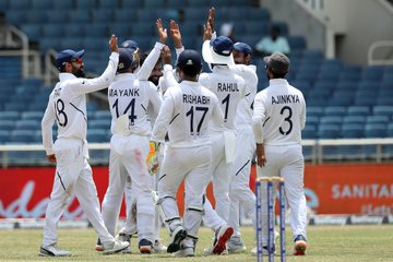 Indian squad for test series against South Africa, senior player dropped