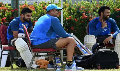 Head coach Ravi Shastri to increase yo yo test score in his 2nd tenure