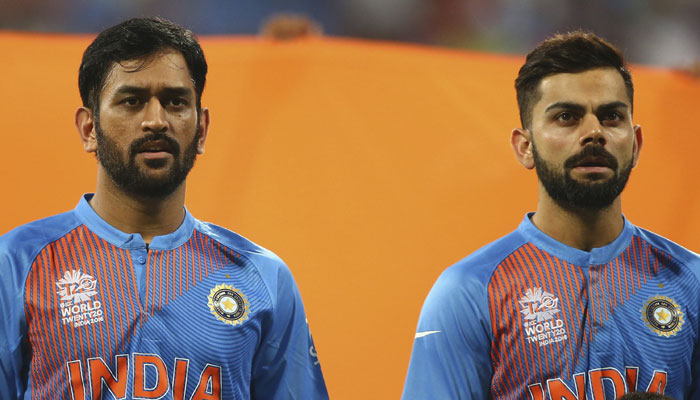 Virat Kohli reveals the greatest thing about MS Dhoni