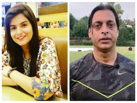 Shoaib Akhtar demands justice for Hindu Pakistani girl who was found dead in hostel