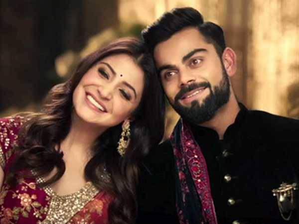 Virat Kohli was embarrassed when he met his wife Anushka Sharma for the first time