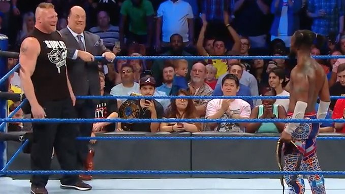 WWE SmackDown Live 17 September 2019 (18 September in India)