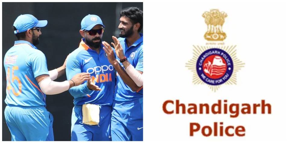 Chandigarh police denies security to Team India ahead of 2nd T20