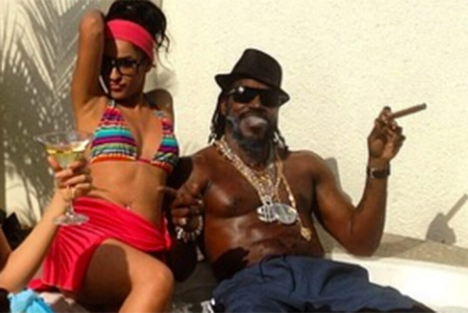 Birthday special story: Chris Gayle's mom sold papad for a living