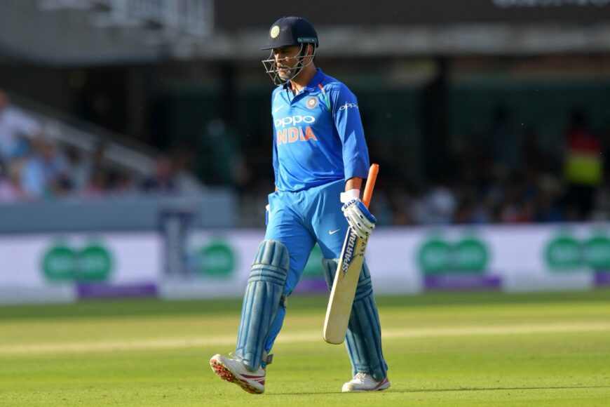 MS Dhoni makes himself unavailable for Bangladesh series