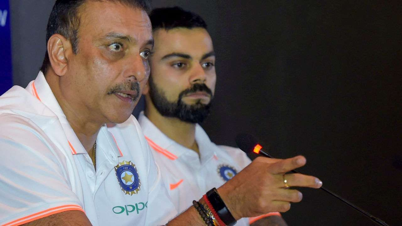 Coach Ravi Shastri's salary more than captain Virat Kohli