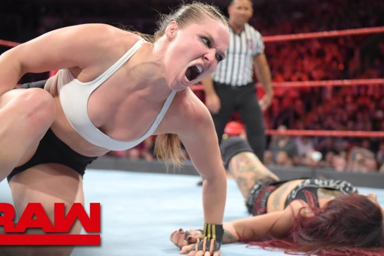 Will WWE finally bring back Ronda Rousey back to the ring ?