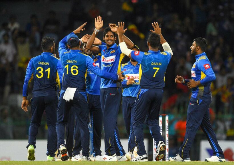 Sri Lanka to replace Zimbabwe and tour India in January 2020