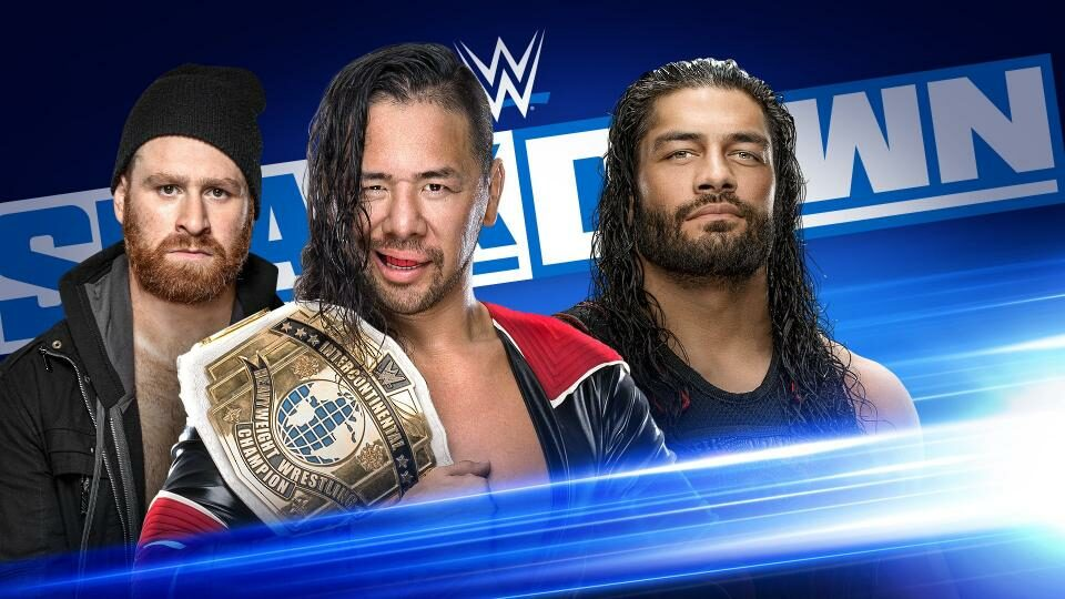 WWE SmackDown Live 18 October 2019 results (19 October in India)