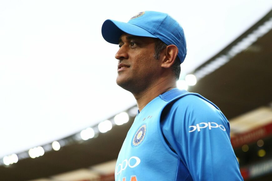 Will 24th October mark the end of MS Dhoni's career